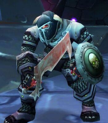 Laughing Skull Enforcer