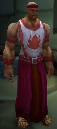 Scarlet Monk