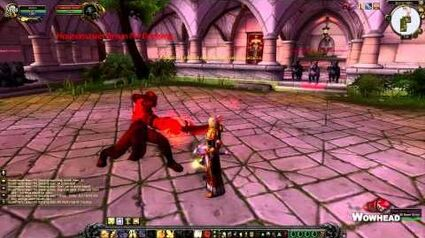 Scarlet Monastery Revamp - Mists of Pandaria Beta