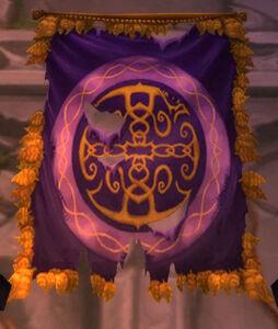 Shen'dralar Banner