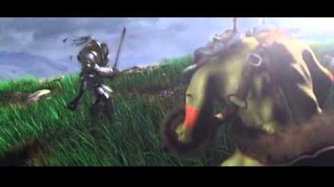 WoW Pro Lore Episode 28 (2 2) - Warcraft 3 Intro