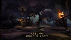 BlizzCon Legion - Azsuna Smuggler's Cove