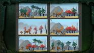 BlizzCon Legion High Mountain environment concept art