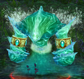 Befouled Water Elemental