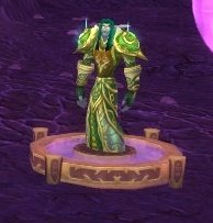 Rescued Cenarion Expedition Druid