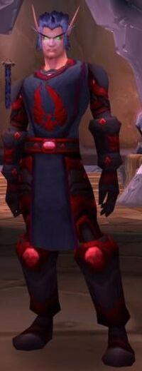 Quartermaster Jaffrey Noreliqe