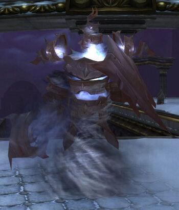 Halefnir the Windborn