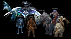 Utgarde Pinnacle bosses