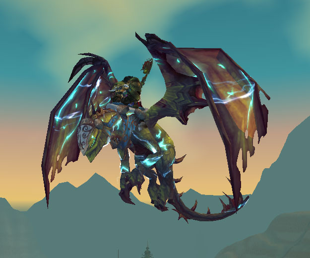 Reins of the Drake of the West Wind | WoWWiki | Fandom ...