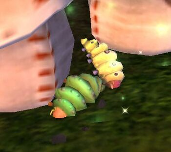 Hungry Silkworm