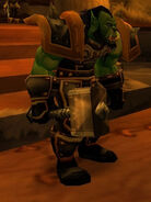 Thrall Old Doomhammer