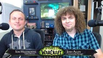 Post-BlizzCon Developer Q&A