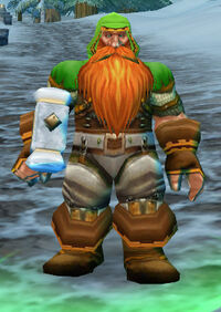 Ironforge Mountaineer
