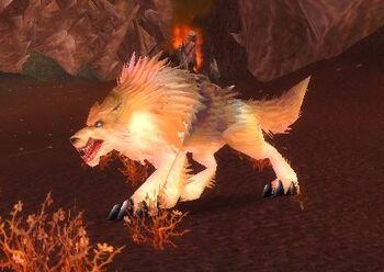 Bloodmaul Dire Wolf