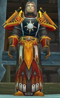Commander Eligor Dawnbringer Wintergarde