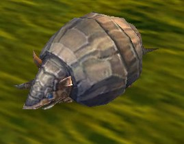 Image of Stone Armadillo