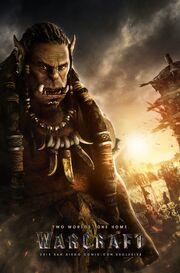 SDCC2015-Warcraft poster-Durotan
