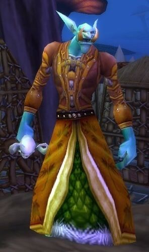 Witch Doctor Tor'gash