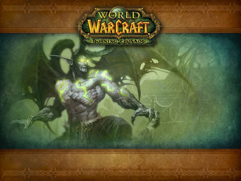 <b>Illidan Wallpaper</b> 1920X1080 Hd