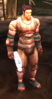 Moonrage Armorer Human