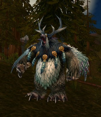 Savage Owlbeast