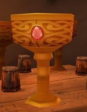 Toasting Goblet
