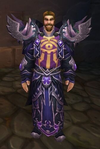 Friendly Dalaran Gladiator