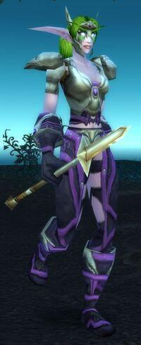 Darnassian Huntress