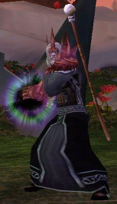 Frigid Necromancer