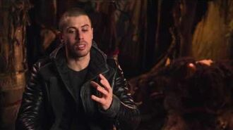 "Warcraft Toby Kebbell ""Durotan"" Behind the Scenes Movie Interview"