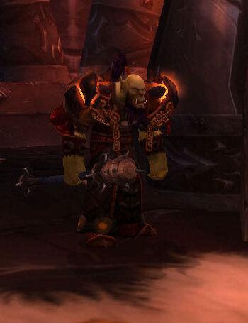 Sauranok the Mystic