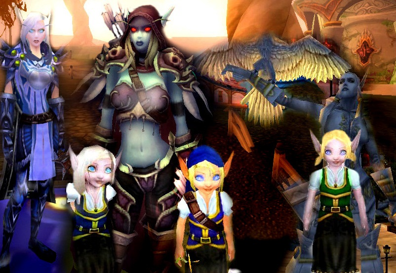 Warlords of draenor nude patch horde amp neutral - 3 part 7