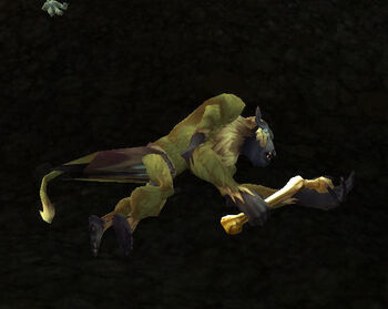 Hozen Scavenger Corpse