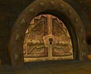 Iron Clad Door