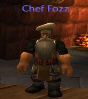 Chef Title and Hat