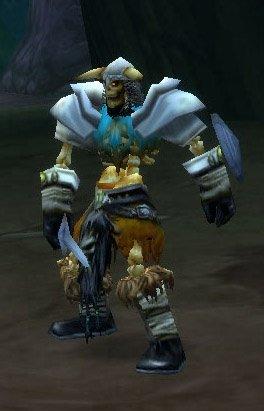 Splinterbone Warrior