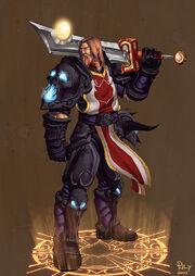 Crusader Mograine
