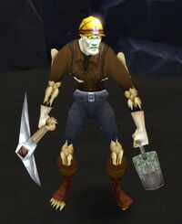 Foreman Mortuus