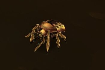 Gold Beetle