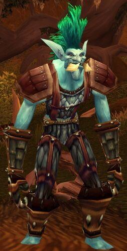 Wodin the Troll-Servant