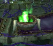 Emerald Signal Fire