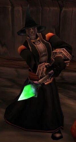 Thuzadin Necromancer