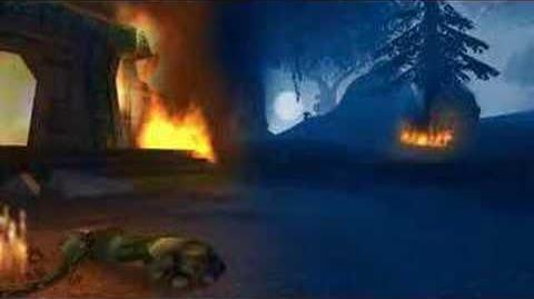 WoW-The gods of Zul'aman trailer