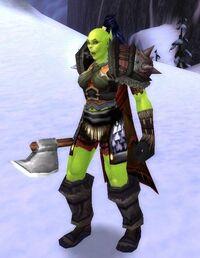 Bloodguard Lorga