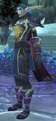 Commander Saia Azuresteel