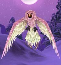Winterspring Owl