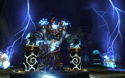 The Thunder King Raid - Lei Shen