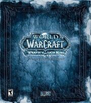 Wrath of the Lich King Collector's Edition Box