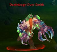 Deathforge Over-Smith