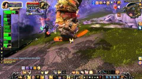 Warcraft - Julak-Doom (Cataclysm Outdoor Raid Boss) vs Kungaloosh Anonymous